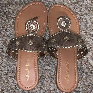 Sandals (Off-Brand Jack Rogers)
